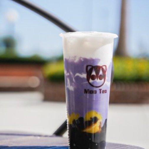 Moo Tea网红饮品店(洛杉矶)
