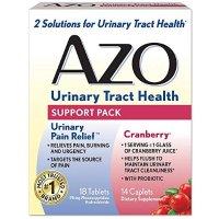 AZO 尿路健康维生素添加蔓越莓精华