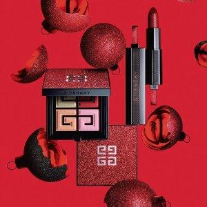 全场7.5折Givenchy 口红香水大促 收李佳琦推荐小羊皮