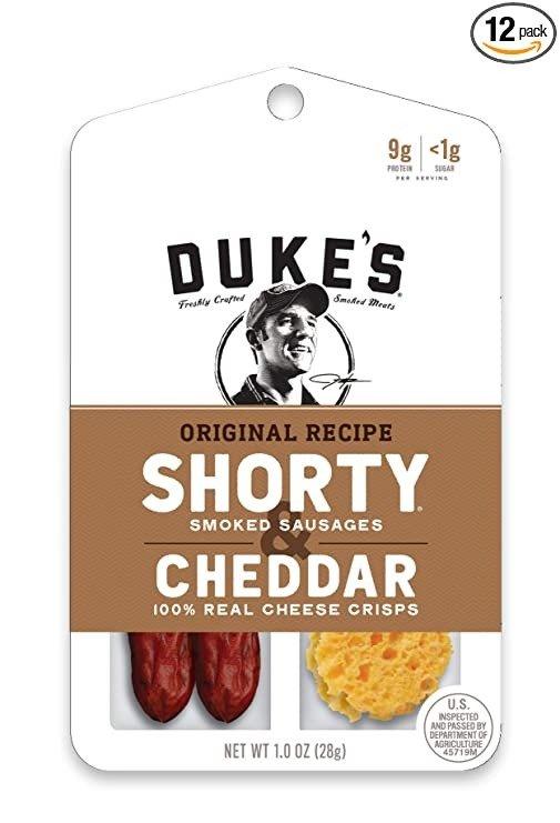 Duke's 原味烟熏小香肠 1oz大包装 12包