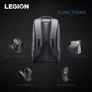 """$29.99(原价$55.39)史低价:Lenovo Leigon 15.6""""电脑双肩背包 超轻防水"""