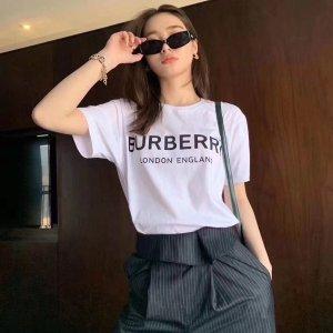 Burberry国内价¥4100,变相3.7折logoT恤