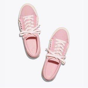 $119.25(原价$228)Tory Burch 马卡龙色系运动鞋热卖 美到心碎的颜色哦