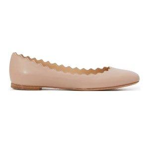 CHLOE满£500享8折花瓣鞋