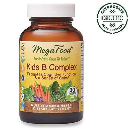 儿童综合维生素B 30粒
