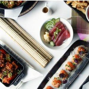低至29折 拯救你的亚洲胃!Inamo伦敦人气亚洲小食餐厅 1.5小时随心畅食 3家连锁店可用
