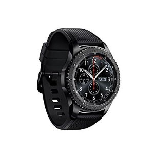 €219 (原价€399) 直邮中美Samsung Gear S3 Frontier 智能手表