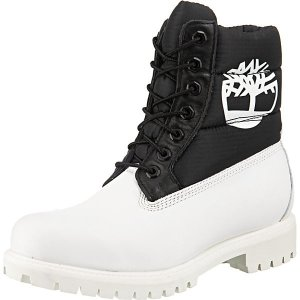 Timberland冬季羽绒马丁靴