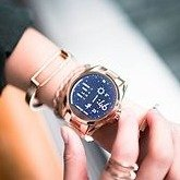 3ddcf8d221c9 Lowest price  199.99 (Orig 350) Michael Kors Access Touchscreen Rose Gold  Acetate Bradshaw Smartwatch