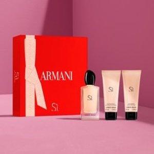 $145起+积分返现$20Myer 大牌香水礼盒母亲节热促 阿玛尼、Dior、祖马龙等参加
