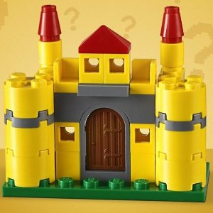 低至8折 限时赠礼Lego官网 大促区 捡漏收小配件、周边纪念品