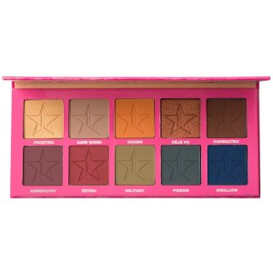 Jeffree Star CosmeticsAndrogyny 眼影盘