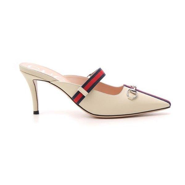 Emma 低跟鞋