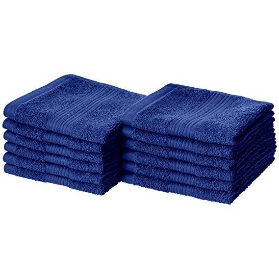 防褪色毛巾