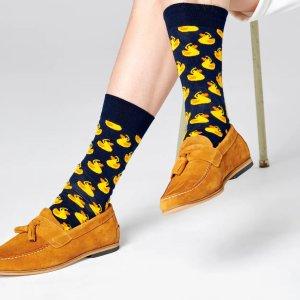 Happy Socks超萌橡皮鸭