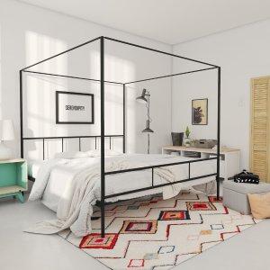 低至5折Houzz 精选多种风格床架热卖