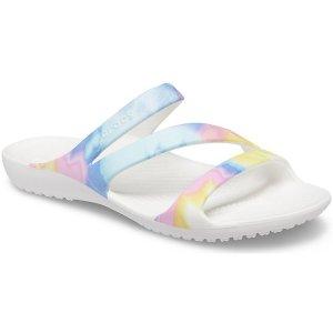Crocs全场任选两双€40拖鞋