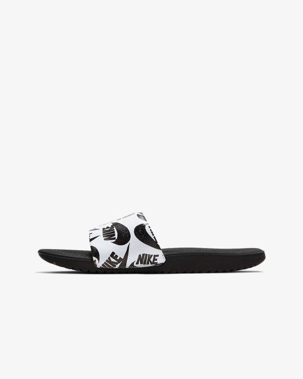 Kawa 大童拖鞋