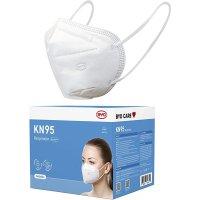 KN95 口罩 50个独立包装 GB2626-2006