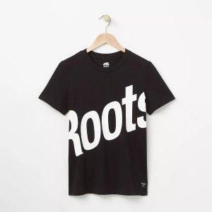 Logo 女士T恤