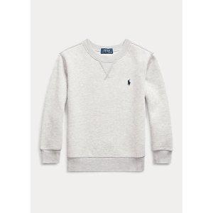 Ralph LaurenCotton-Blend-Fleece Sweatshirt