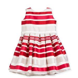 低至3折包邮 收巴宝莉手慢无:Neiman Marcus 儿童高端服饰促销,收新年礼服裙