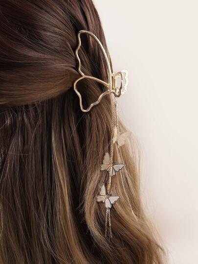小蝴蝶发夹