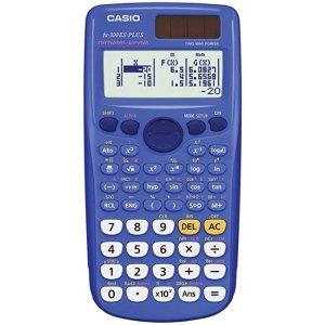 Casio蓝色卡西欧 FX300ES Plus