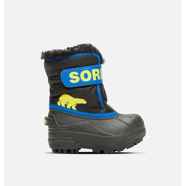 幼童雪地靴 多色选