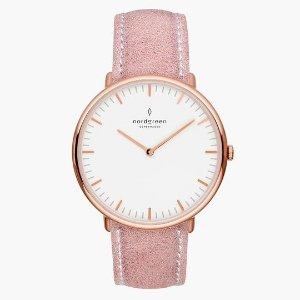 女士手表 粉色