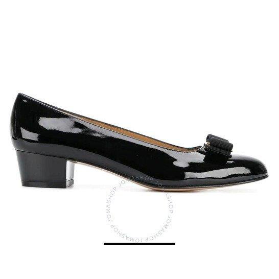 Vara 粗跟鞋