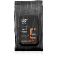 Every Man Jack facial wipes