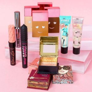 25% offwith any make-up orders @ Benefit Cosmetics