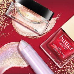 Extra 20% offUp to 70% Off Sale @ Butter London