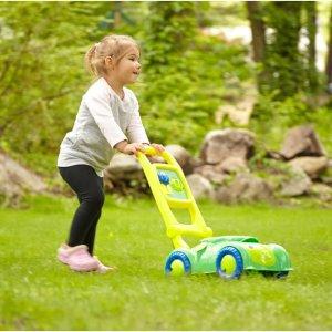 史低价:Melissa & Doug 小乌龟割草机仿真推车玩具