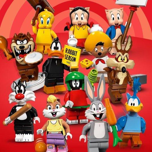 LEGO《乐一通》人偶抽抽乐4月26日上市LEGO《乐一通》人偶抽抽乐4月26日上市