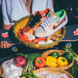 """£94.95+包邮Nike SB Dunk Low Pro """"Street Hawker""""开售 周董已上脚"""