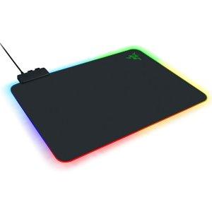 $39.99 包邮雷蛇 Firefly 烈焰神虫V2 硬质版 RGB幻彩鼠标垫