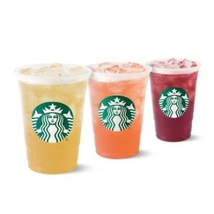 8折 仅限Target内门店Starbucks 冰饮咖啡等特价