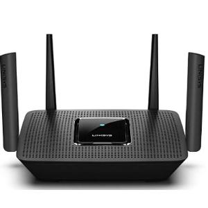 $99.99(原价$199.99)Linksys Max-Stream AC2200 三频无线路由器 MR8300
