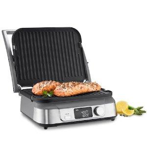 $59.50(原价$129.99)+$10礼卡Cuisinart 烤肉煎肉机