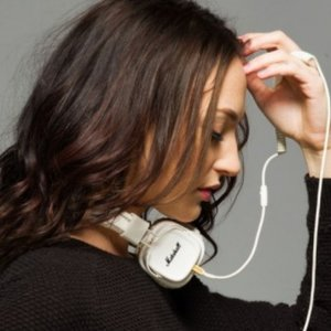 $149 (原价$199)Marshall Major II 头戴式HiFi摇滚重低音监听耳机