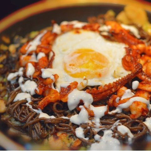 Wanna Try Japanese Street FoodHome made Okonomiyaki