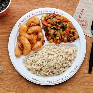 $3 Off on Order over $5Panda Express Coupon for Online Purchases