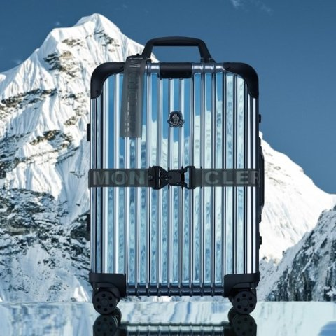 $3200New Arrivals: Moncler x Rimowa Limited Edition Collection