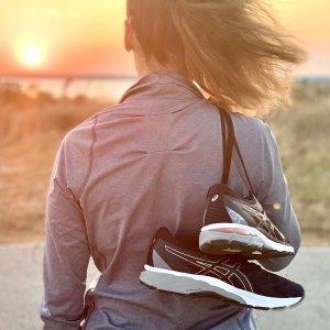 低至5折ASICS 年中促销 功能运动跑鞋好价收