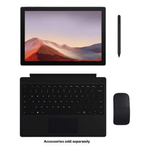 低至6折 最高直降£420!史低价:Microsoft Surface Pro 7 平板电脑 Prime Day限时闪促