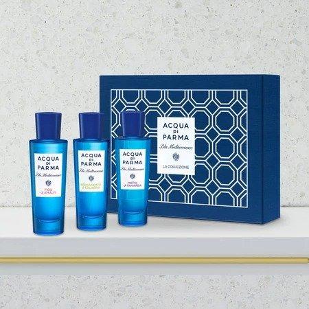 蓝色地中海香氛套装 3x30 ml