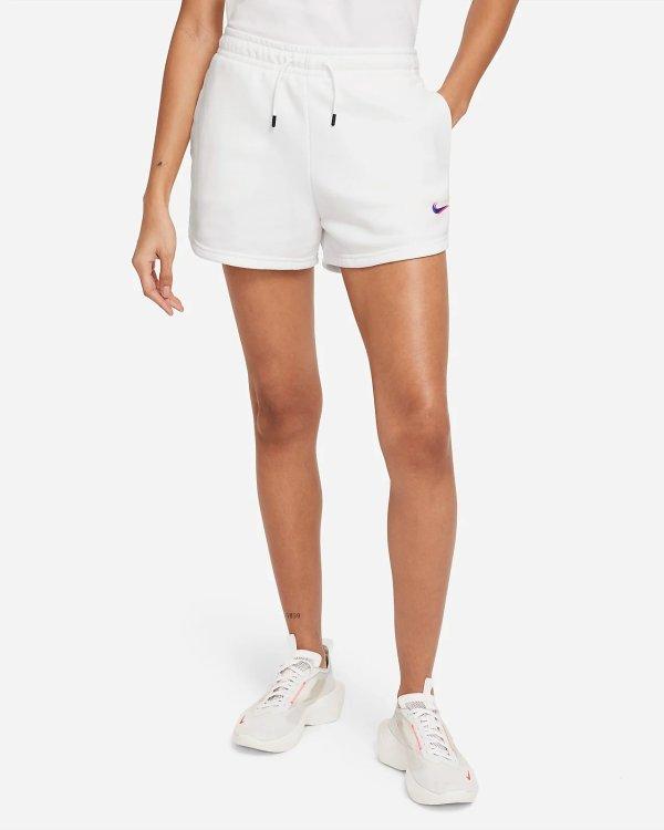 女士运动短裤