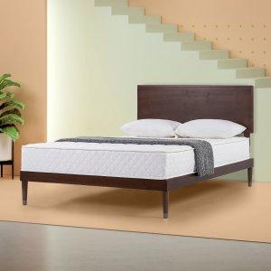 Zinus 记忆棉弹簧混合床垫,多尺寸可选